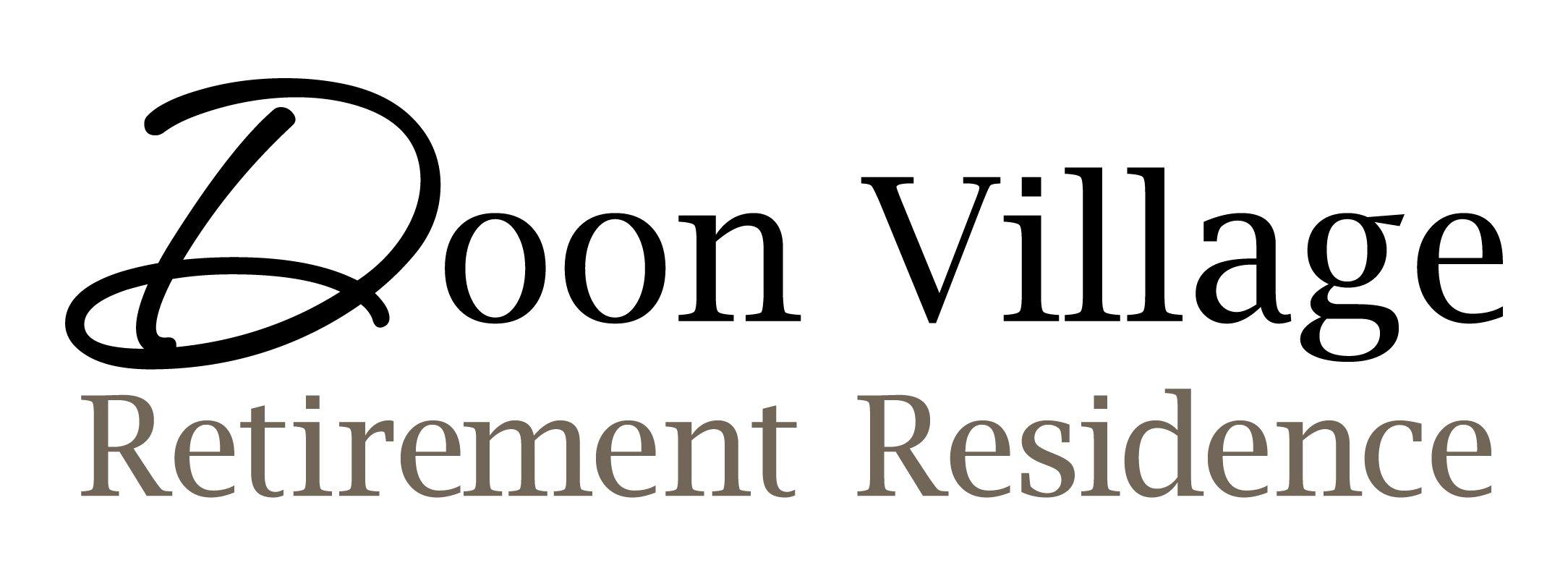 logo of Doon Village Retirement Residence in Kitchener