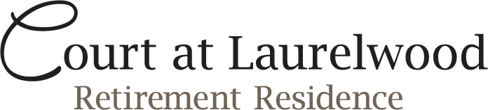 Logo of Court at Laurelwood Retirement Residence in Waterloo