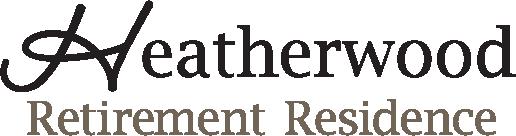 Logo of Heatherwood Retirement Residence in St. Catharines