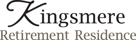 Logo of Kingsmere Retirement Residence in Alliston