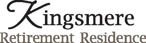Logo of Kingsmere Retirement Residence in Alliston