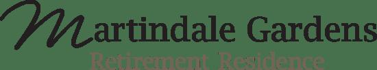 Logo of Martindale Gardens Retirement Residence in Milton