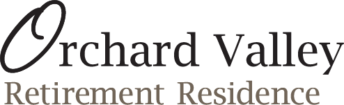 Logo of Orchard Valley Retirement Residence in Vernon