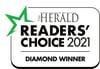 Readers' Choice 2021 Diamond Winner logo
