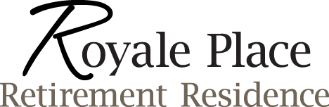 Logo of Royale Place Retirement Residence in Kingston