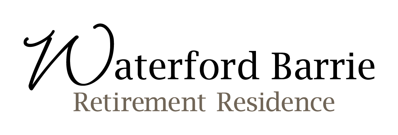 Logo of Waterford Barrie Retirement Residence