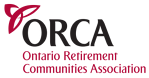logo of ORCA Ontario Retirement Communities Association
