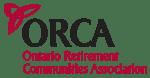 logo of ORCA Ontario Retirement Communities Association