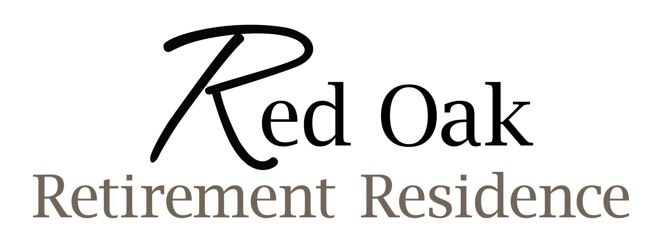 logo of Red Oak Retirement Residence in Kanata