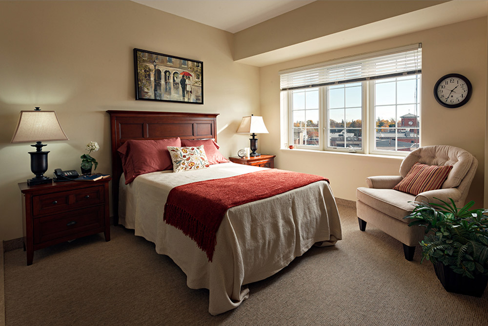 Image of the suite at Martindale Gardens Retirement Residence in Milton