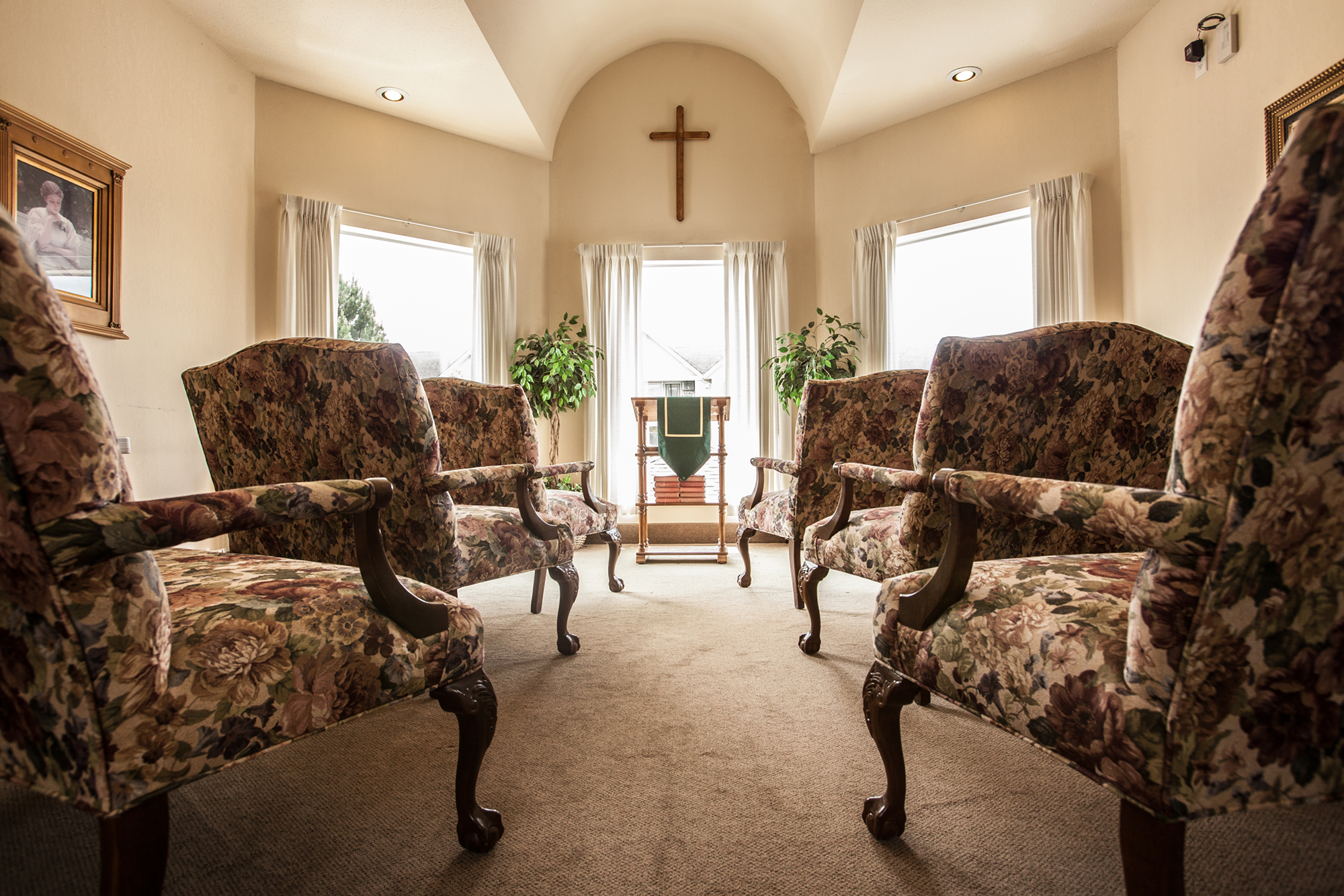 Chapel at Okanagan Chateau Retirement Residence